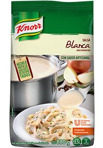 Salsa Blanca Knorr 6 x 880 G