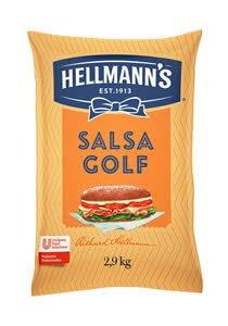 Salsa Golf Hellmann´s 2.9KG (Exclusivo de Argentina, Uruguay)