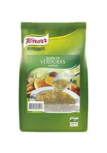Sopa Clara de Verduras Knorr 10L (Exclusivo de Argentina) -
