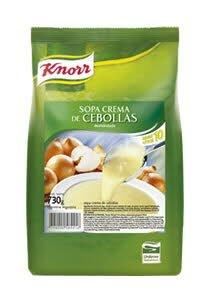 Sopa Crema de Cebolla Knorr 730 G (Exclusivo de Argentina)