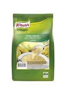 Sopa Crema de Choclo Knorr 600 G (Exclusivo de Argentina, Uruguay) -