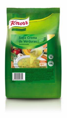 Sopa Crema de Verdura Knorr 605 G (Exclusivo de Argentina, Uruguay)