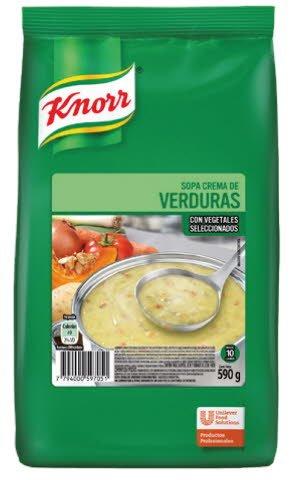 Sopa Crema de Verdura Knorr 605 G (Exclusivo de Argentina, Uruguay) -