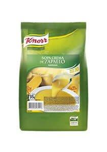 Sopa Crema de Zapallo Knorr 735 G