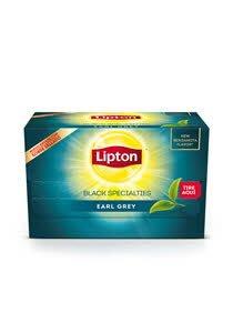 Té Finest Earl Grey Lipton 20 BLS (Exclusivo de Uruguay) -