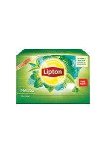 Té Verde con Menta Exp Lipton 20 BLS (Exclusivo de Argentina)