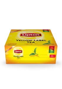 Té Yellow Label Lipton 50 BLS (Exclusivo de Uruguay)
