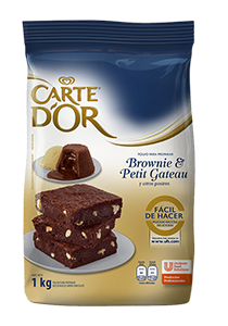 Brownie-Petit Gateau Carte D'or 1KG