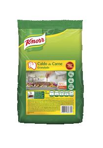 Caldo Granulado Carne Knorr 650 G (Exclusivo de Argentina, Uruguay)