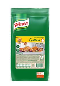 Caldo Granulado Gallina Knorr 650 G (Exclusivo de Argentina,Uruguay)