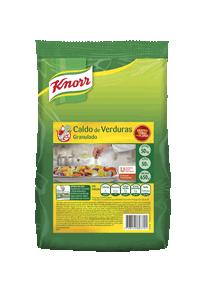 Caldo Granulado Verdura Knorr 650 G (Exclusivo de Argentina,Uruguay)