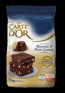 Carte D´or Brownie-Petit Gateau 1KG