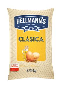 Mayonesa Clásica Hellmann's 2.9 KG