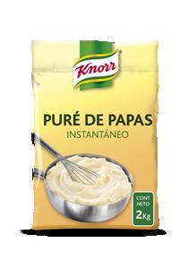 Puré de Papas Instantáneo Knorr 2 KG