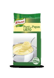 Puré de Papas Listo Knorr 1.25 KG (Exclusivo de Argentina)