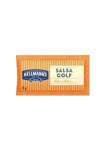 Salsa Golf Hellmann´s 8G (Exclusivo de Argentina) - La salsa Golf Hellmann's resulta ideal para acompañar todo tipo de comidas como papas fritas, langostinos, carnes asadas y sándwiches.