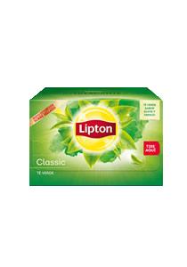 Té Verde Lipton 20 BLS (Exclusivo de Uruguay)