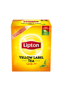 Té Yellow Label Exp Lipton 10 BLS (Exclusivo de Argentina)
