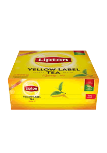 Té Yellow Label Lipton 100 BLS (Exclusivo de Argentina)