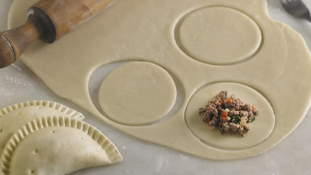 Tapa para Empanadas