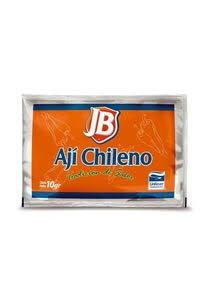 Aji Chileno JB 10g (x CAJA 420u)