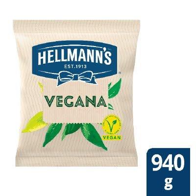 Hellmann's Vegana 940g (xCaja 10u)