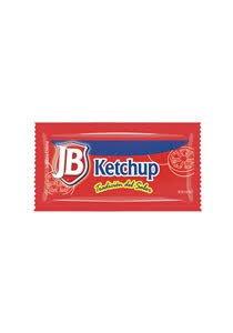 Ketchup JB 8g (x CAJA 528u)