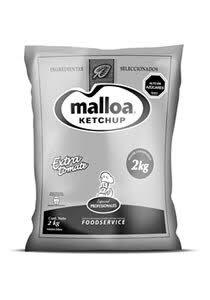 Ketchup Malloa 2KG -