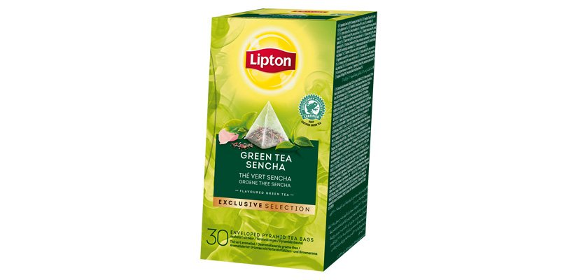 LIPTON TEA GREEN SENCHA 30 BLS -