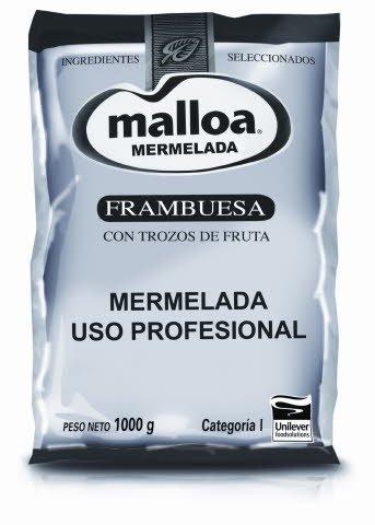 Mermelada Frambuesa Malloa 1KG