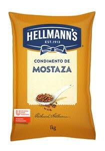 Mostaza Hellmann´s 1KG - Mostaza Hellmann's, con verdaderas semideas.
