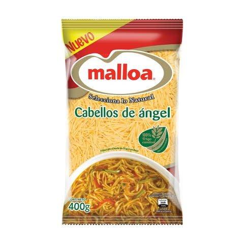 Pasta Cabello de Angel Malloa 400 G -