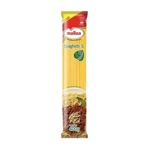 Pasta Spaghetti Malloa 400 G -