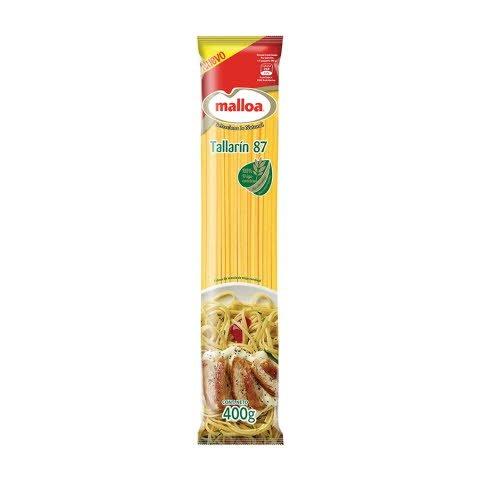 Pasta Tallarín Malloa 400 G -