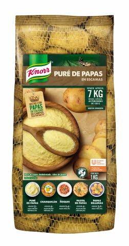 Pure de papas Knorr 1KG -