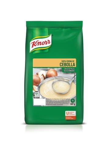 Sopa Crema Cebolla Knorr 637G -