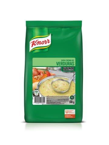 Sopa Crema Verdura Knorr 590G