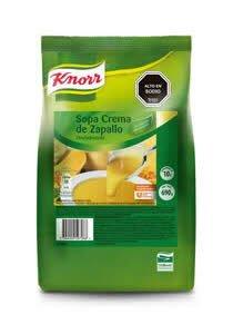Sopa Crema Zapallo Knorr 690G
