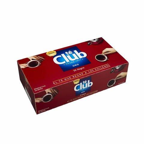 Té Club Oro 100 BLS -