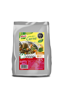 Caldo Carne Knorr 1KG - Knorr, el sabor del éxito!