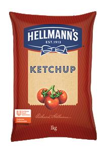 Ketchup Hellmann´s 1KG