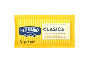 Mayonesa Hellmann's 7.4g (x CAJA 528u)