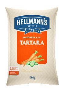 Salsa lista Tartara Hellmann´s 980G - Salsas Listas Hellmann's, la línea de aderezos para tu cocina.