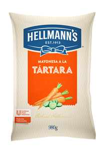 Salsa lista Tartara Hellmann´s 980G