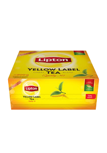 Yellow Label Lipton 100 BLS