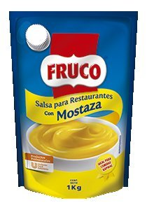 Fruco® Mostaza para Restaurantes Doypack