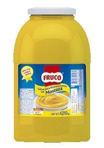 Fruco® Mostaza Para Restaurantes Galón