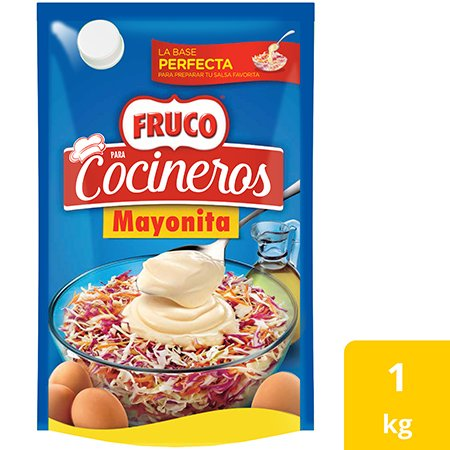 Fruco® Para cocineros Mayonita DoyPack -