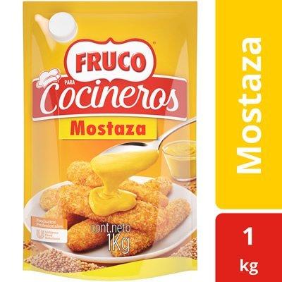 Fruco® para Cocineros mostaza Doy pack