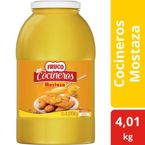 Fruco® para Cocineros Mostaza Galón